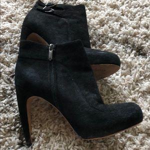 71075b1788526 Sam Edelman Shoes - Sam Edelman Black Kit Suede Ankle Boots size 6.5